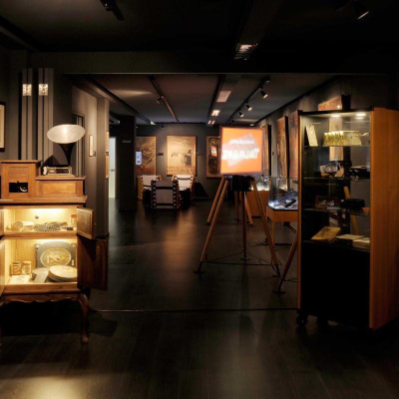 museo interattivo cinema